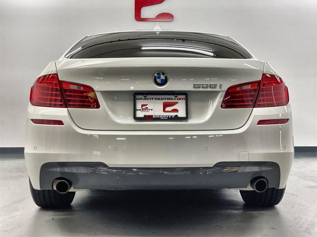 Used 2016 BMW 5 Series 535i for sale $28,888 at Gravity Autos Marietta in Marietta GA 30060 8