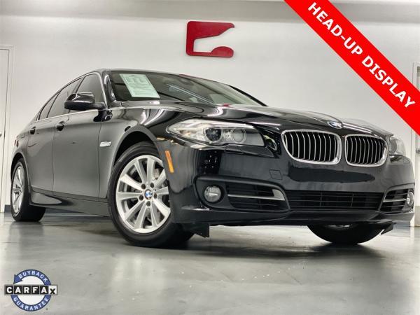Used 2016 BMW 5 Series 528i for sale $24,888 at Gravity Autos Marietta in Marietta GA
