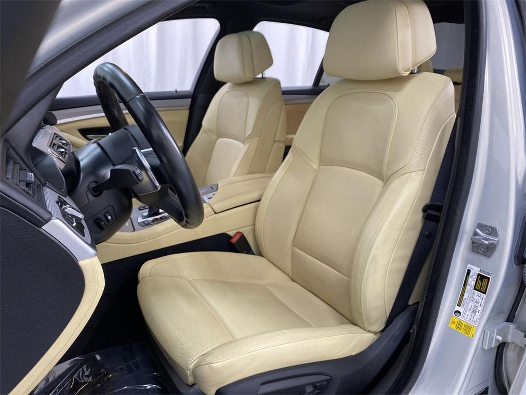 Used 2016 BMW 5 Series 550i for sale $34,888 at Gravity Autos Marietta in Marietta GA 30060 10