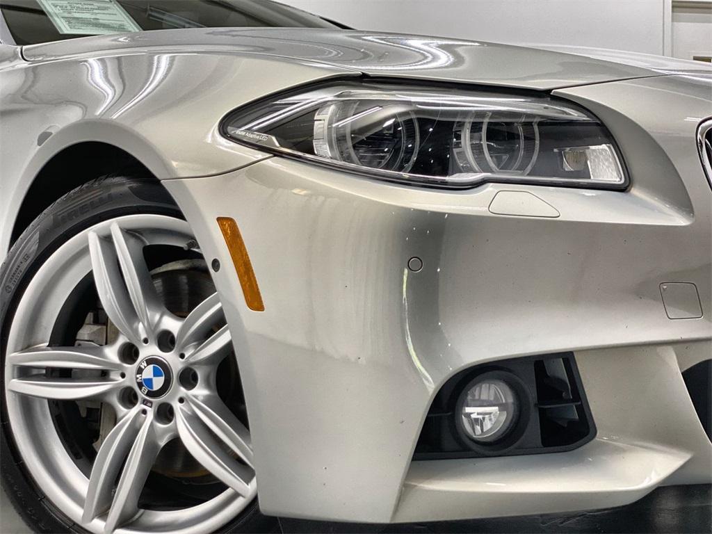 Used 2016 BMW 5 Series 550i for sale $34,888 at Gravity Autos Marietta in Marietta GA 30060 12