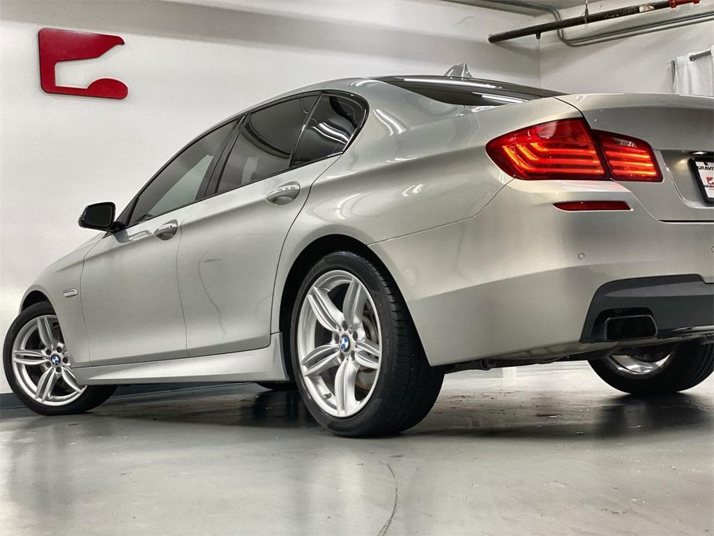 Used 2016 BMW 5 Series 550i for sale $34,888 at Gravity Autos Marietta in Marietta GA 30060 15