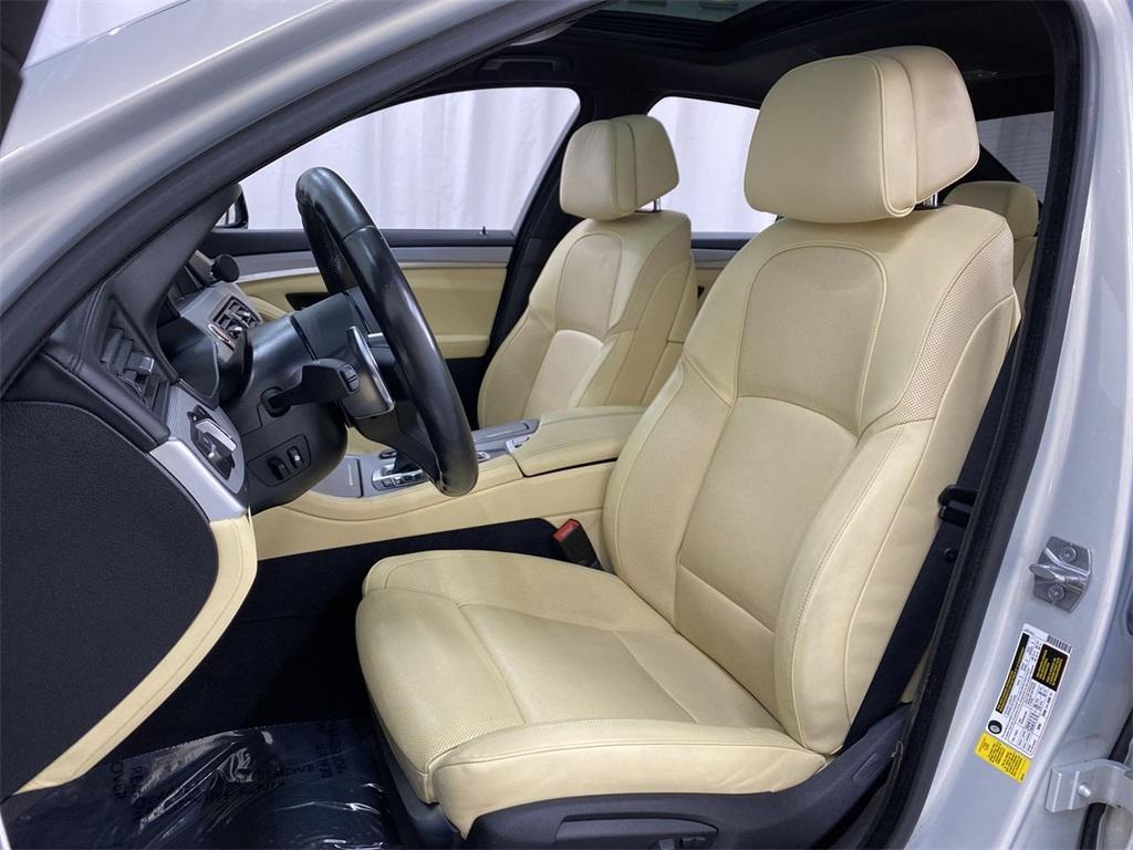 Used 2016 BMW 5 Series 550i for sale $34,888 at Gravity Autos Marietta in Marietta GA 30060 19