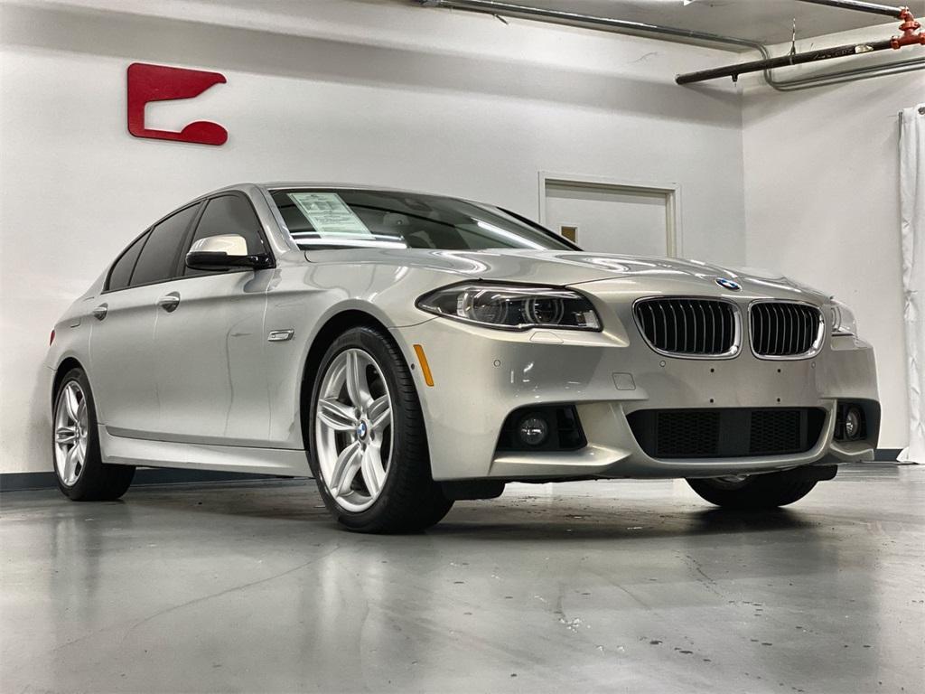 Used 2016 BMW 5 Series 550i for sale $34,888 at Gravity Autos Marietta in Marietta GA 30060 2