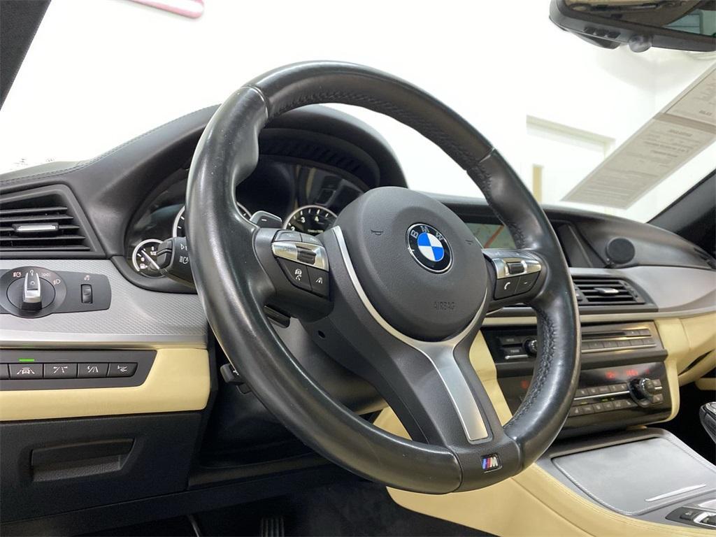 Used 2016 BMW 5 Series 550i for sale $34,888 at Gravity Autos Marietta in Marietta GA 30060 26