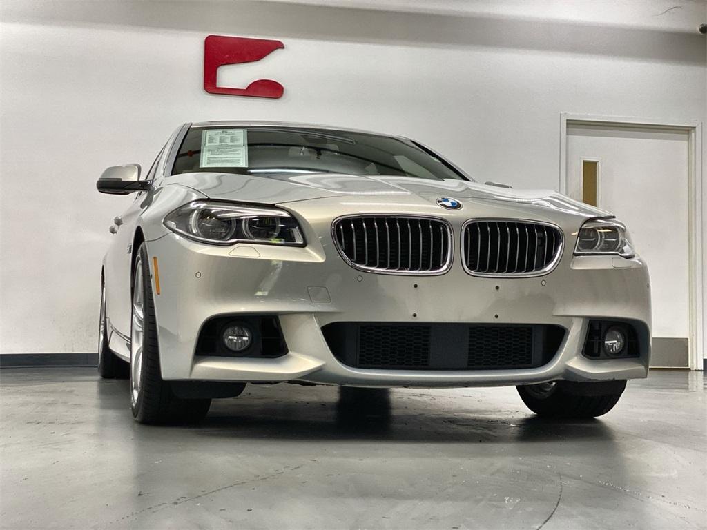 Used 2016 BMW 5 Series 550i for sale $34,888 at Gravity Autos Marietta in Marietta GA 30060 3