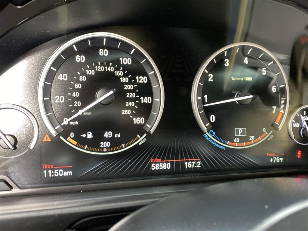 Used 2016 BMW 5 Series 550i for sale $34,888 at Gravity Autos Marietta in Marietta GA 30060 30