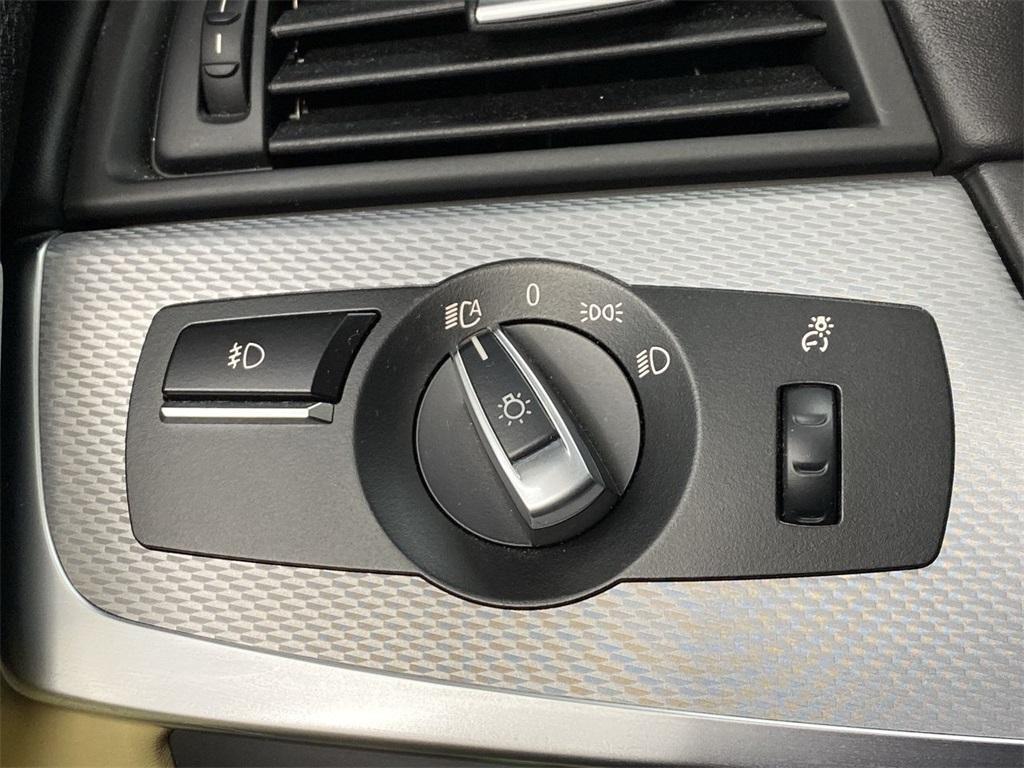 Used 2016 BMW 5 Series 550i for sale $34,888 at Gravity Autos Marietta in Marietta GA 30060 32