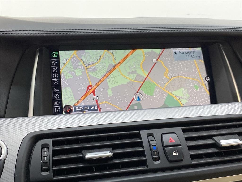 Used 2016 BMW 5 Series 550i for sale $34,888 at Gravity Autos Marietta in Marietta GA 30060 35