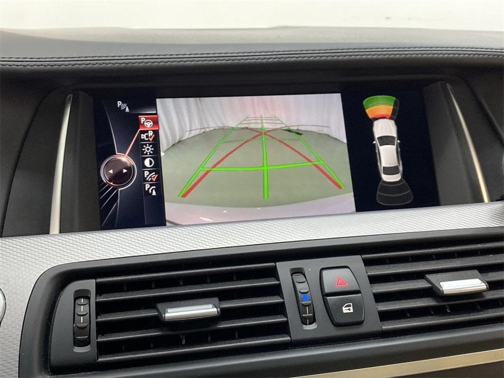 Used 2016 BMW 5 Series 550i for sale $34,888 at Gravity Autos Marietta in Marietta GA 30060 36