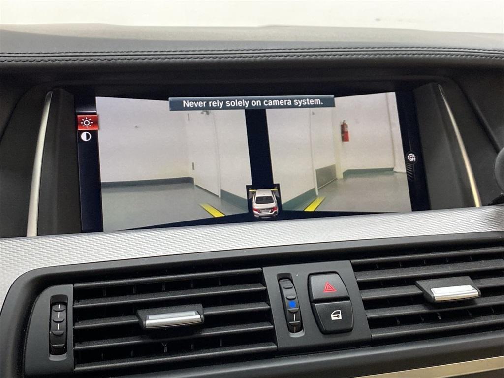 Used 2016 BMW 5 Series 550i for sale $34,888 at Gravity Autos Marietta in Marietta GA 30060 37