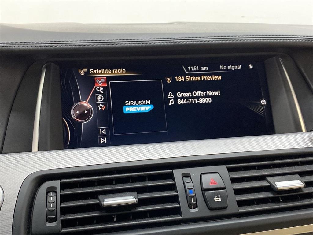 Used 2016 BMW 5 Series 550i for sale $34,888 at Gravity Autos Marietta in Marietta GA 30060 38