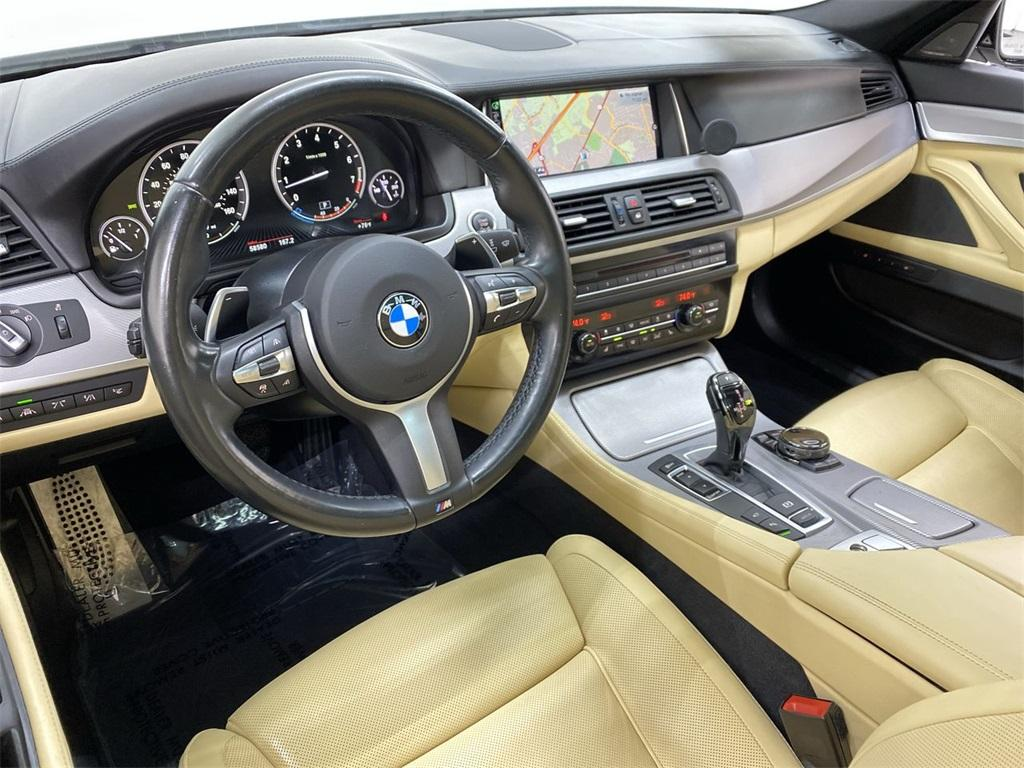Used 2016 BMW 5 Series 550i for sale $34,888 at Gravity Autos Marietta in Marietta GA 30060 46