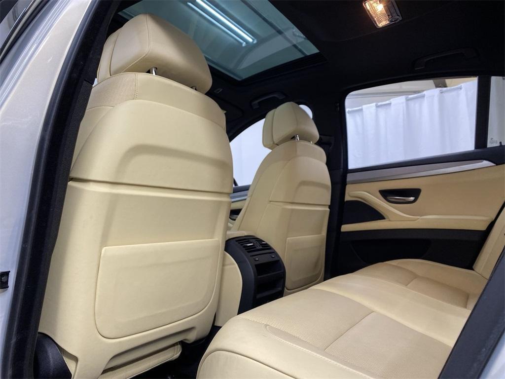 Used 2016 BMW 5 Series 550i for sale $34,888 at Gravity Autos Marietta in Marietta GA 30060 48