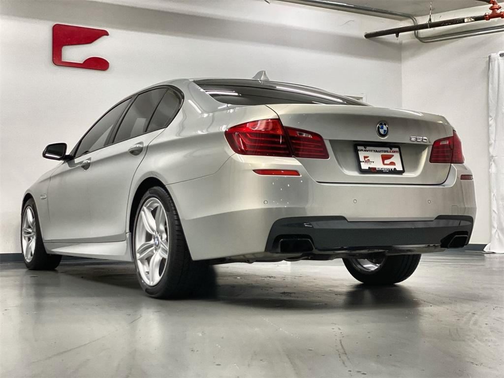 Used 2016 BMW 5 Series 550i for sale $34,888 at Gravity Autos Marietta in Marietta GA 30060 6