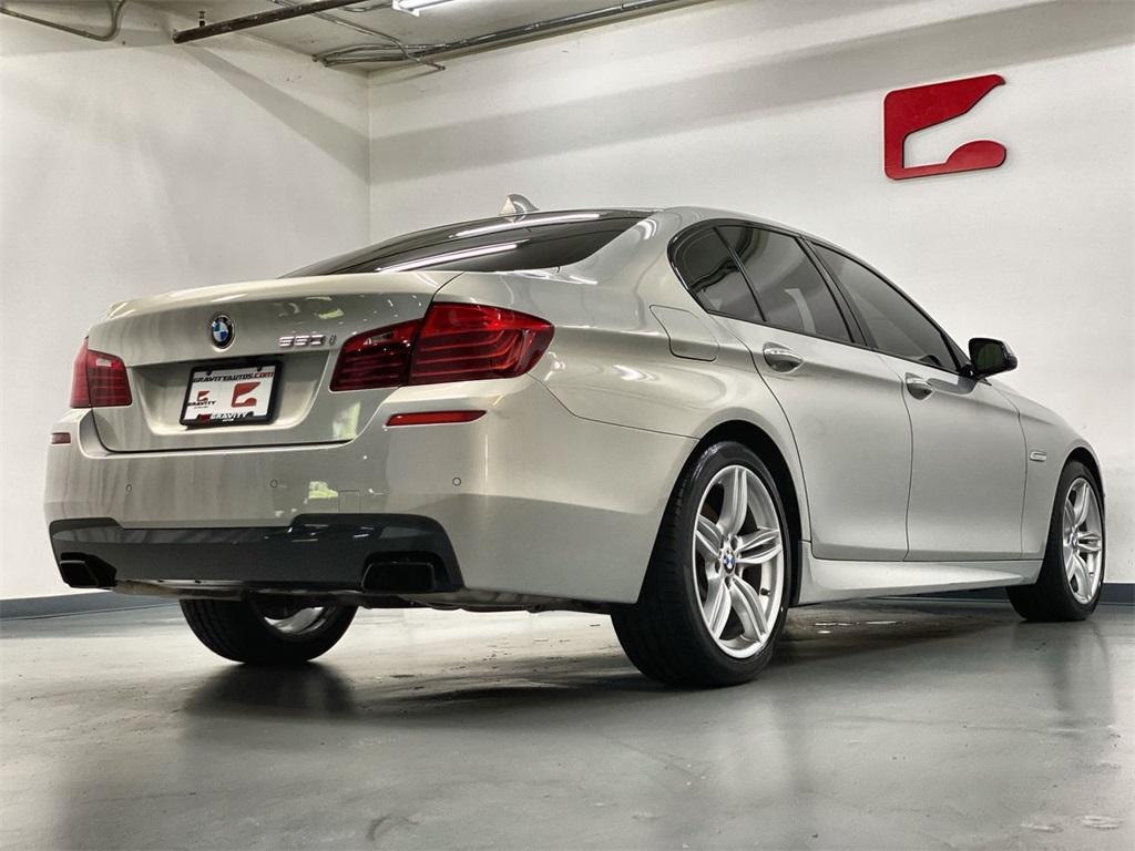 Used 2016 BMW 5 Series 550i for sale $34,888 at Gravity Autos Marietta in Marietta GA 30060 7