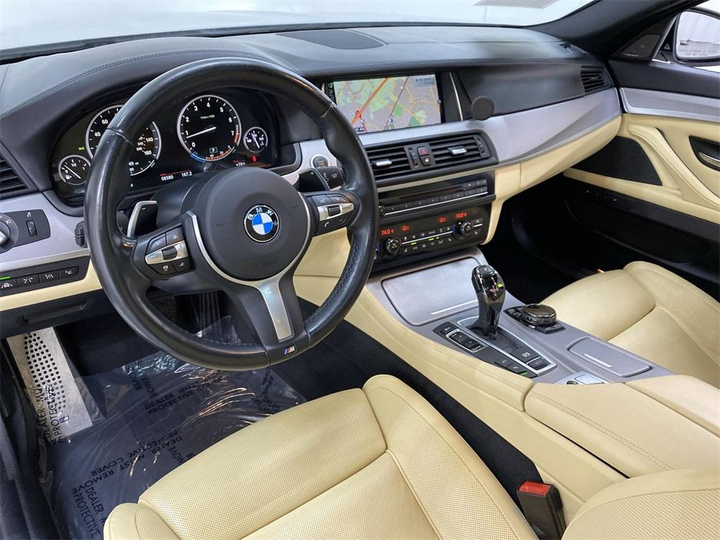 Used 2016 BMW 5 Series 550i for sale $34,888 at Gravity Autos Marietta in Marietta GA 30060 8