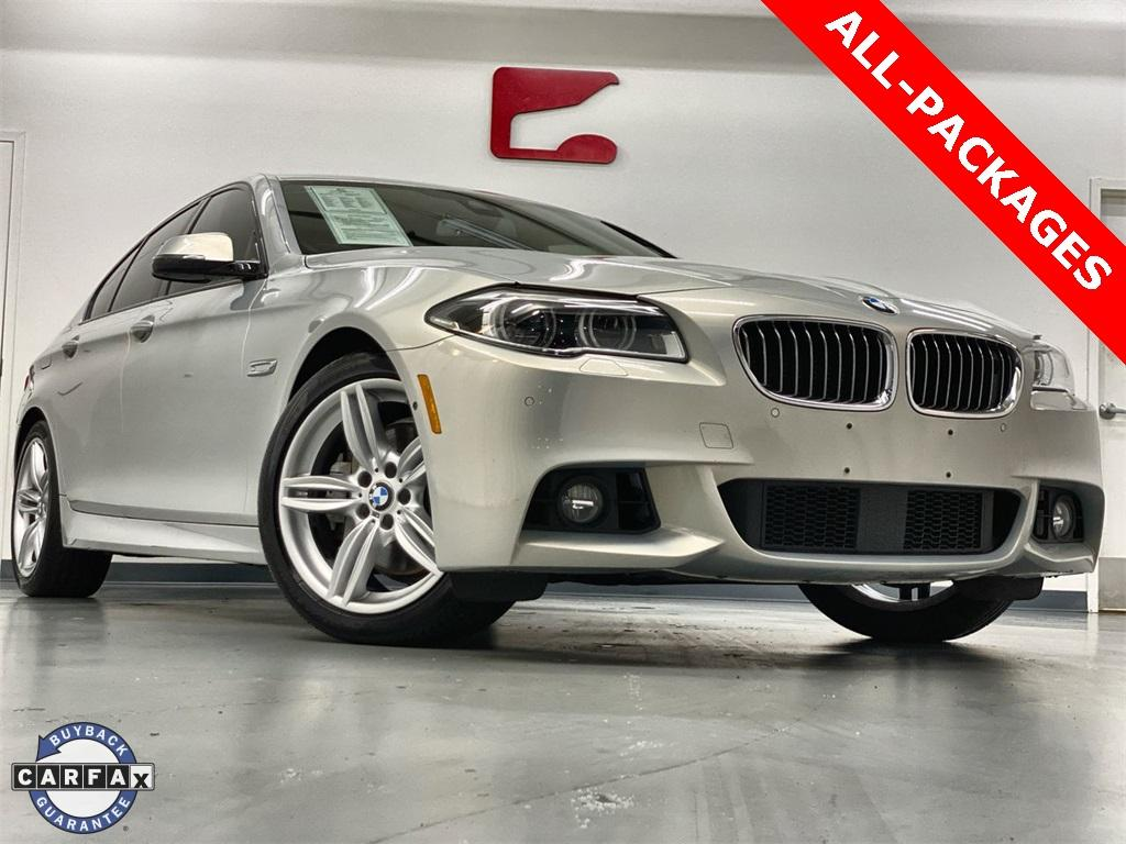 Used 2016 BMW 5 Series 550i for sale $34,888 at Gravity Autos Marietta in Marietta GA 30060 1