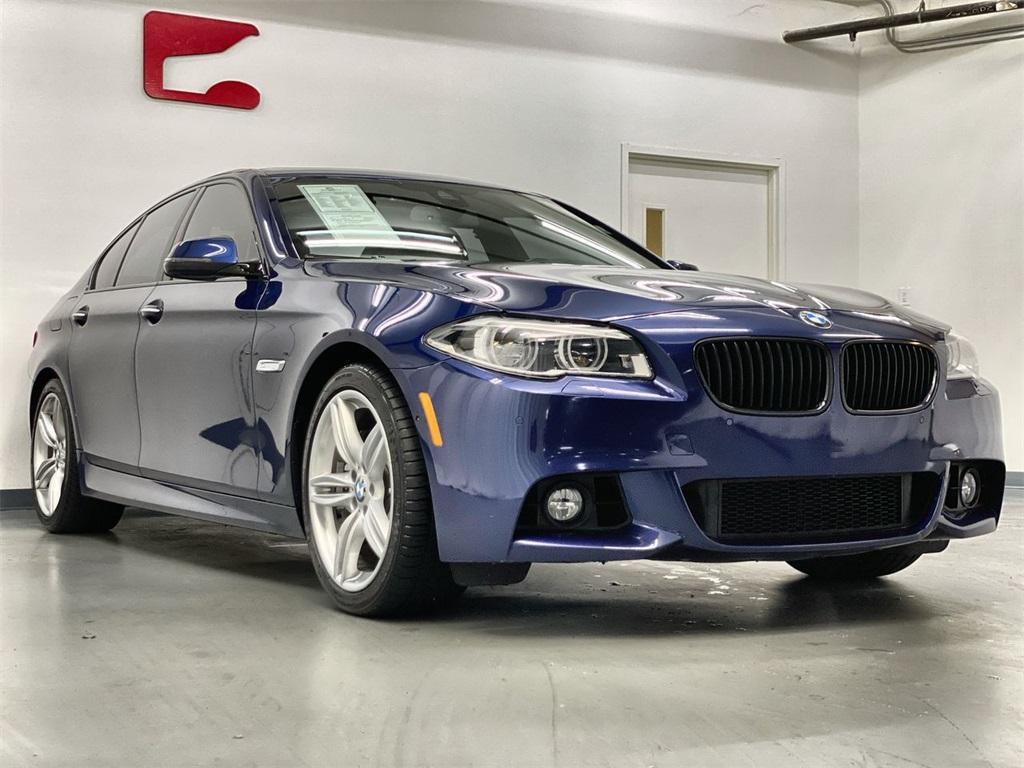 Used 2016 BMW 5 Series 550i for sale $32,855 at Gravity Autos Marietta in Marietta GA 30060 2