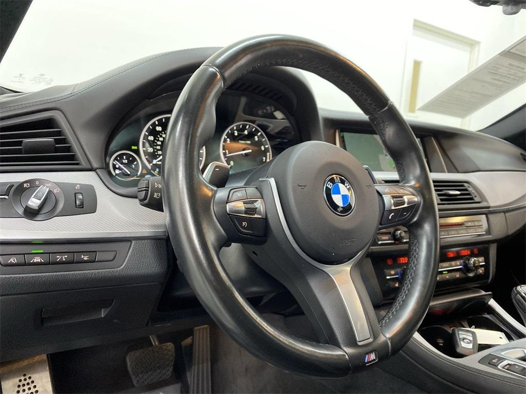 Used 2016 BMW 5 Series 550i for sale $32,855 at Gravity Autos Marietta in Marietta GA 30060 24