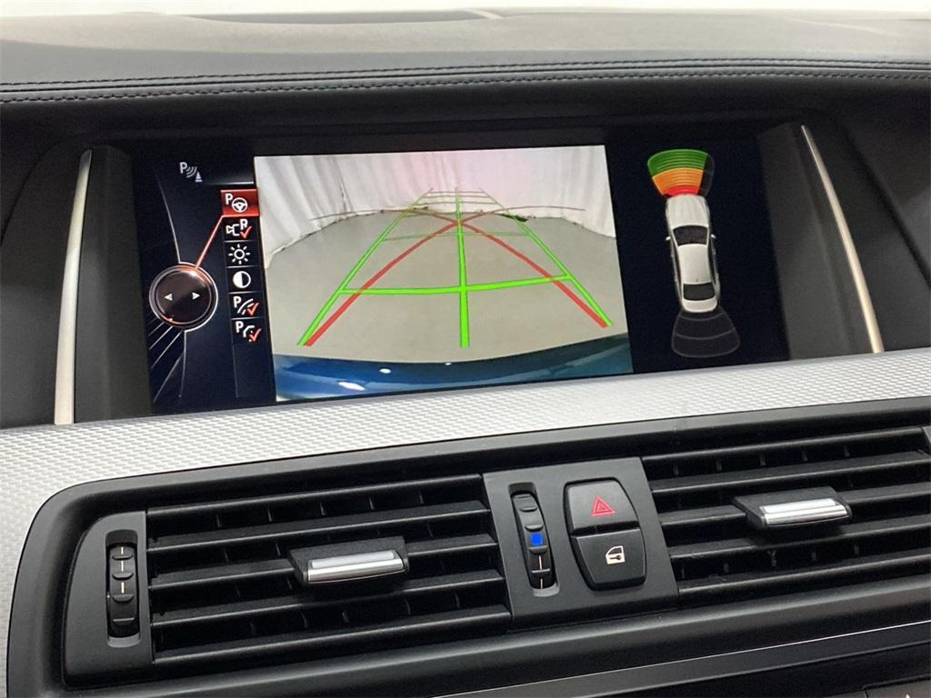 Used 2016 BMW 5 Series 550i for sale $32,855 at Gravity Autos Marietta in Marietta GA 30060 33