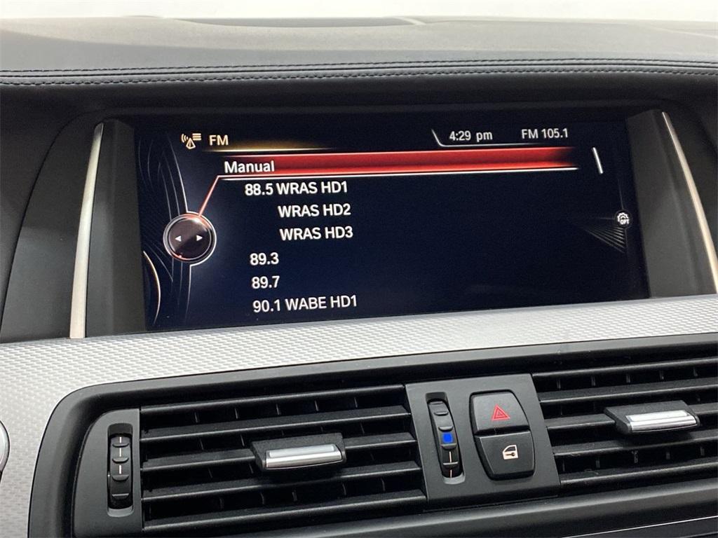 Used 2016 BMW 5 Series 550i for sale $32,855 at Gravity Autos Marietta in Marietta GA 30060 34