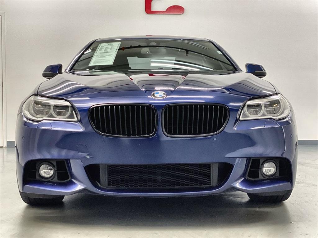 Used 2016 BMW 5 Series 550i for sale $32,855 at Gravity Autos Marietta in Marietta GA 30060 4