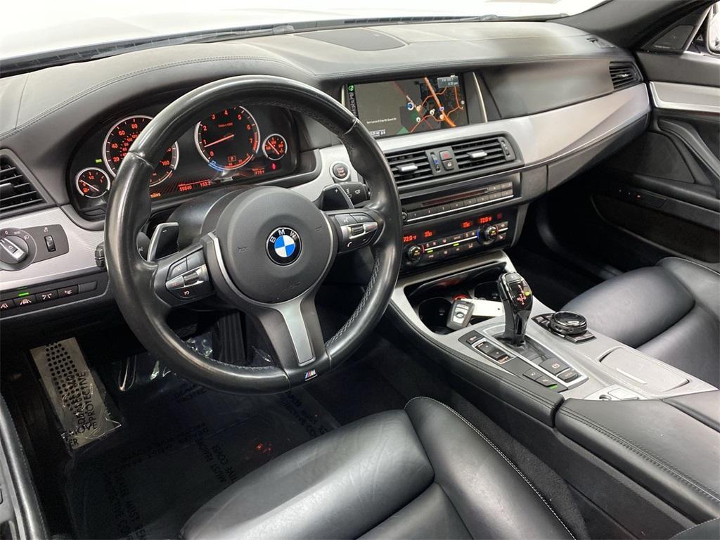 Used 2016 BMW 5 Series 550i for sale $32,855 at Gravity Autos Marietta in Marietta GA 30060 41