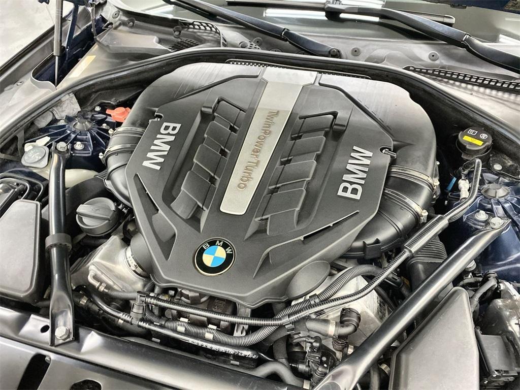 Used 2016 BMW 5 Series 550i for sale $32,855 at Gravity Autos Marietta in Marietta GA 30060 47