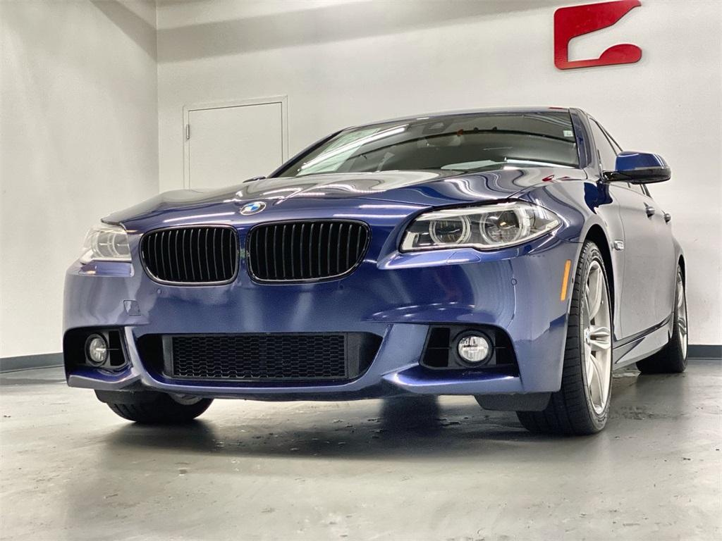 Used 2016 BMW 5 Series 550i for sale $32,855 at Gravity Autos Marietta in Marietta GA 30060 5