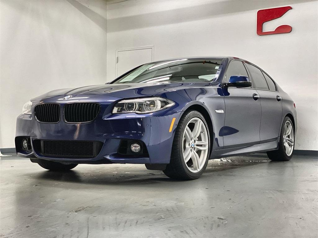 Used 2016 BMW 5 Series 550i for sale $32,855 at Gravity Autos Marietta in Marietta GA 30060 6