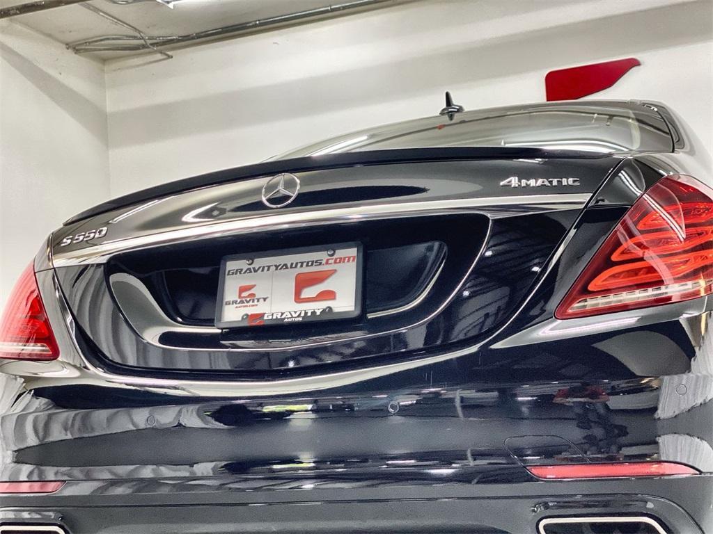 Used 2015 Mercedes-Benz S-Class S 550 for sale $45,888 at Gravity Autos Marietta in Marietta GA 30060 12