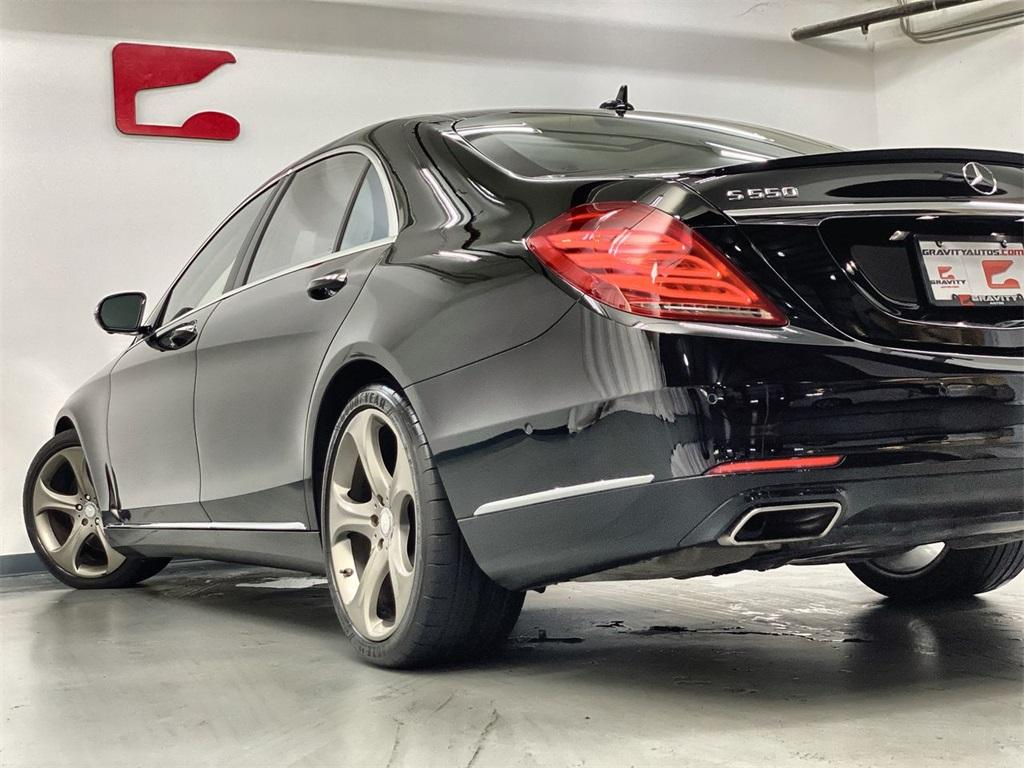 Used 2015 Mercedes-Benz S-Class S 550 for sale $45,888 at Gravity Autos Marietta in Marietta GA 30060 13