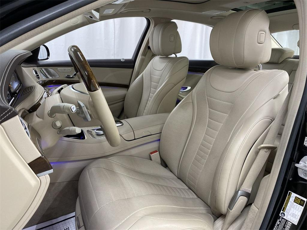 Used 2015 Mercedes-Benz S-Class S 550 for sale $45,888 at Gravity Autos Marietta in Marietta GA 30060 17