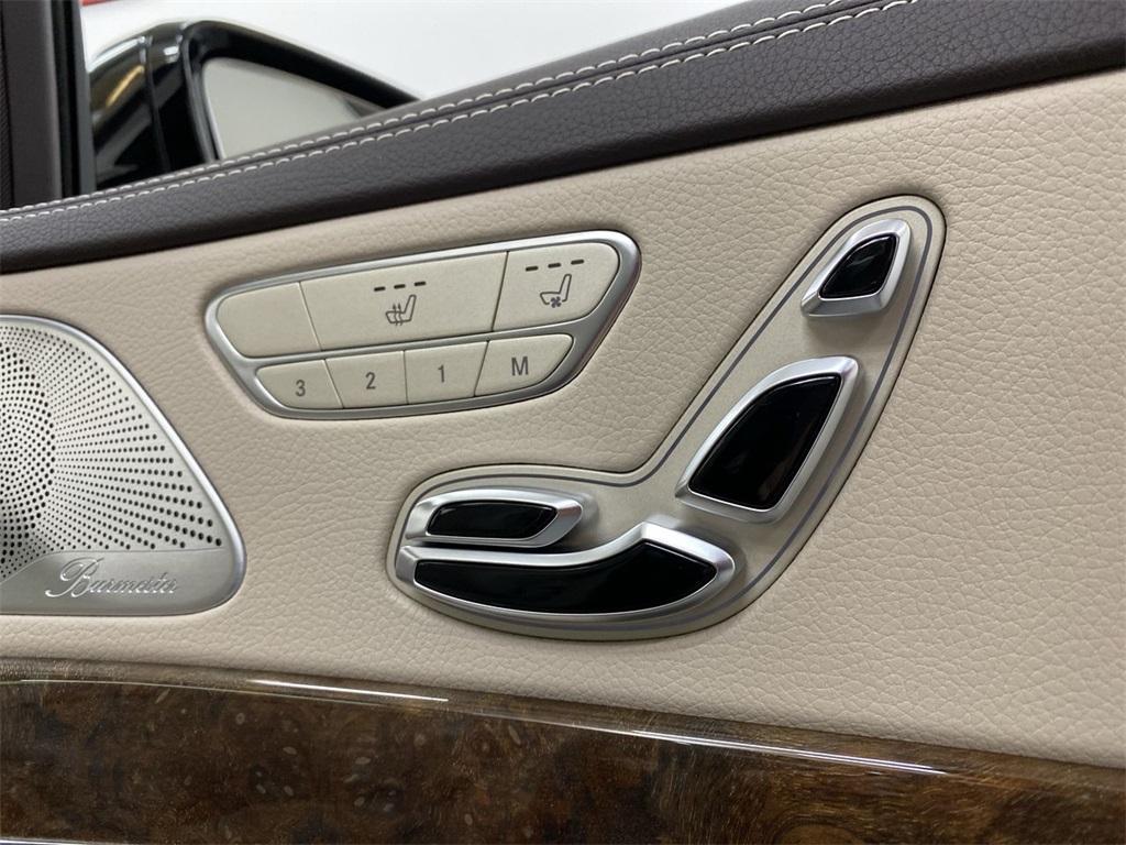 Used 2015 Mercedes-Benz S-Class S 550 for sale $45,888 at Gravity Autos Marietta in Marietta GA 30060 20