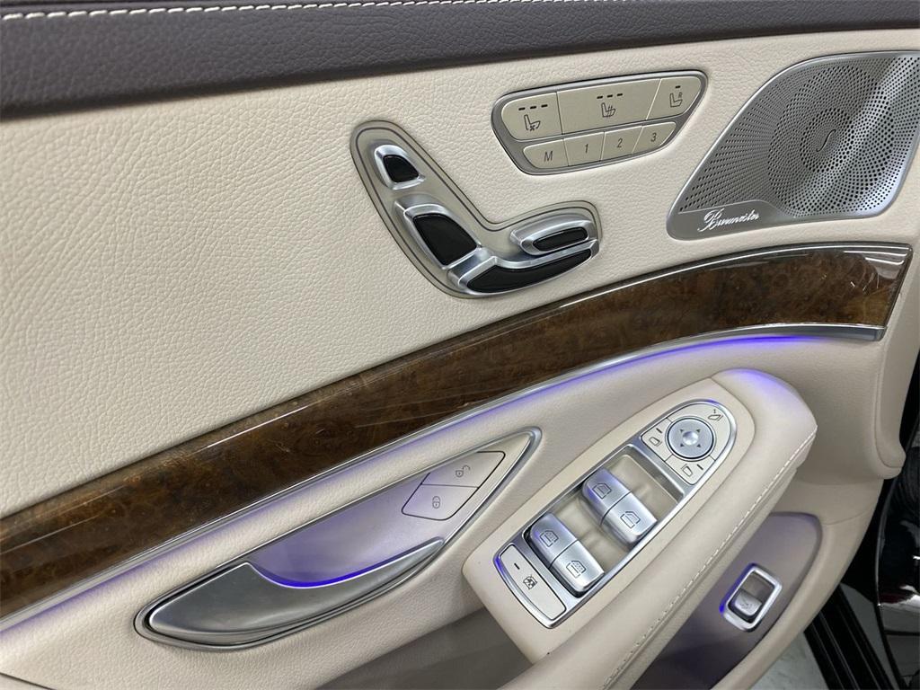 Used 2015 Mercedes-Benz S-Class S 550 for sale $45,888 at Gravity Autos Marietta in Marietta GA 30060 21