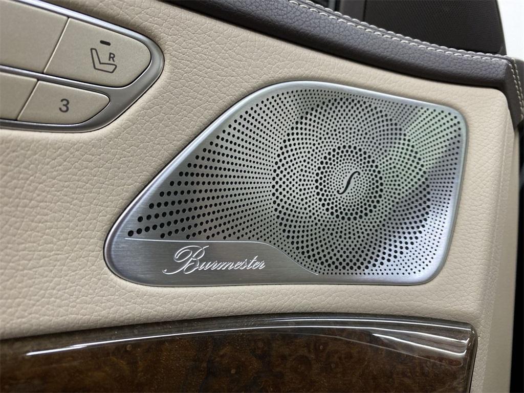 Used 2015 Mercedes-Benz S-Class S 550 for sale $45,888 at Gravity Autos Marietta in Marietta GA 30060 22