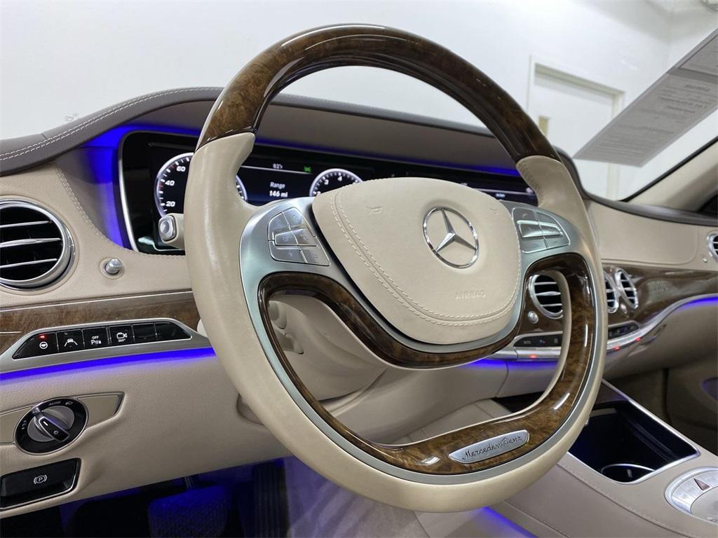 Used 2015 Mercedes-Benz S-Class S 550 for sale $45,888 at Gravity Autos Marietta in Marietta GA 30060 24