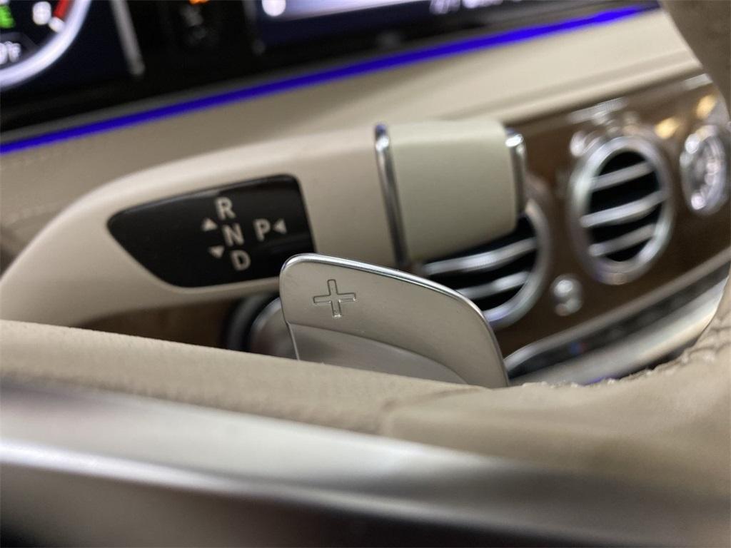 Used 2015 Mercedes-Benz S-Class S 550 for sale $45,888 at Gravity Autos Marietta in Marietta GA 30060 25