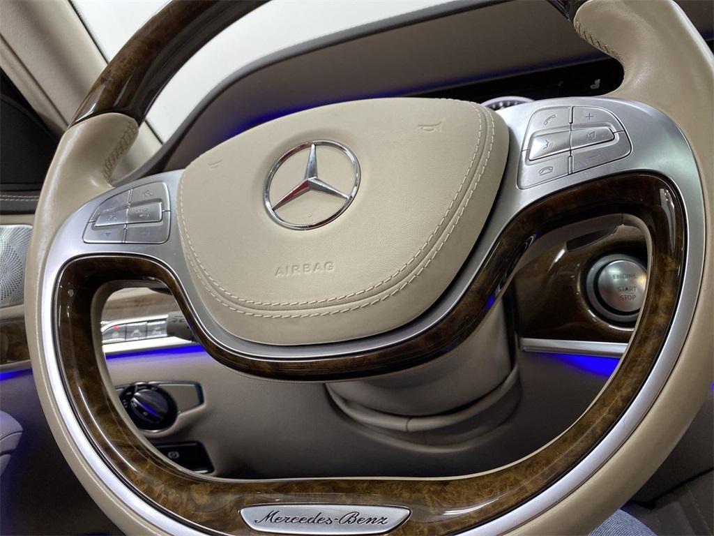 Used 2015 Mercedes-Benz S-Class S 550 for sale $45,888 at Gravity Autos Marietta in Marietta GA 30060 27