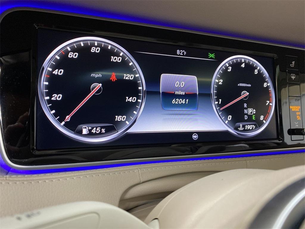Used 2015 Mercedes-Benz S-Class S 550 for sale $45,888 at Gravity Autos Marietta in Marietta GA 30060 28