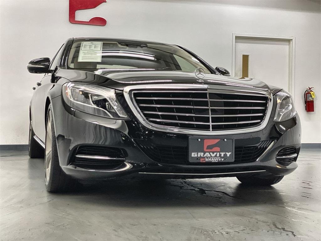 Used 2015 Mercedes-Benz S-Class S 550 for sale $45,888 at Gravity Autos Marietta in Marietta GA 30060 3