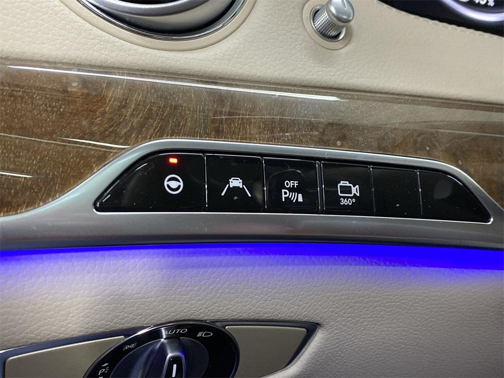 Used 2015 Mercedes-Benz S-Class S 550 for sale $45,888 at Gravity Autos Marietta in Marietta GA 30060 30