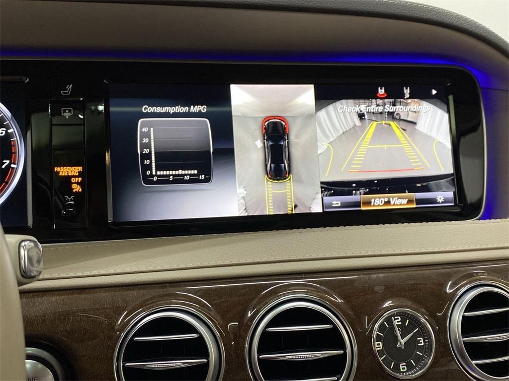 Used 2015 Mercedes-Benz S-Class S 550 for sale $45,888 at Gravity Autos Marietta in Marietta GA 30060 33