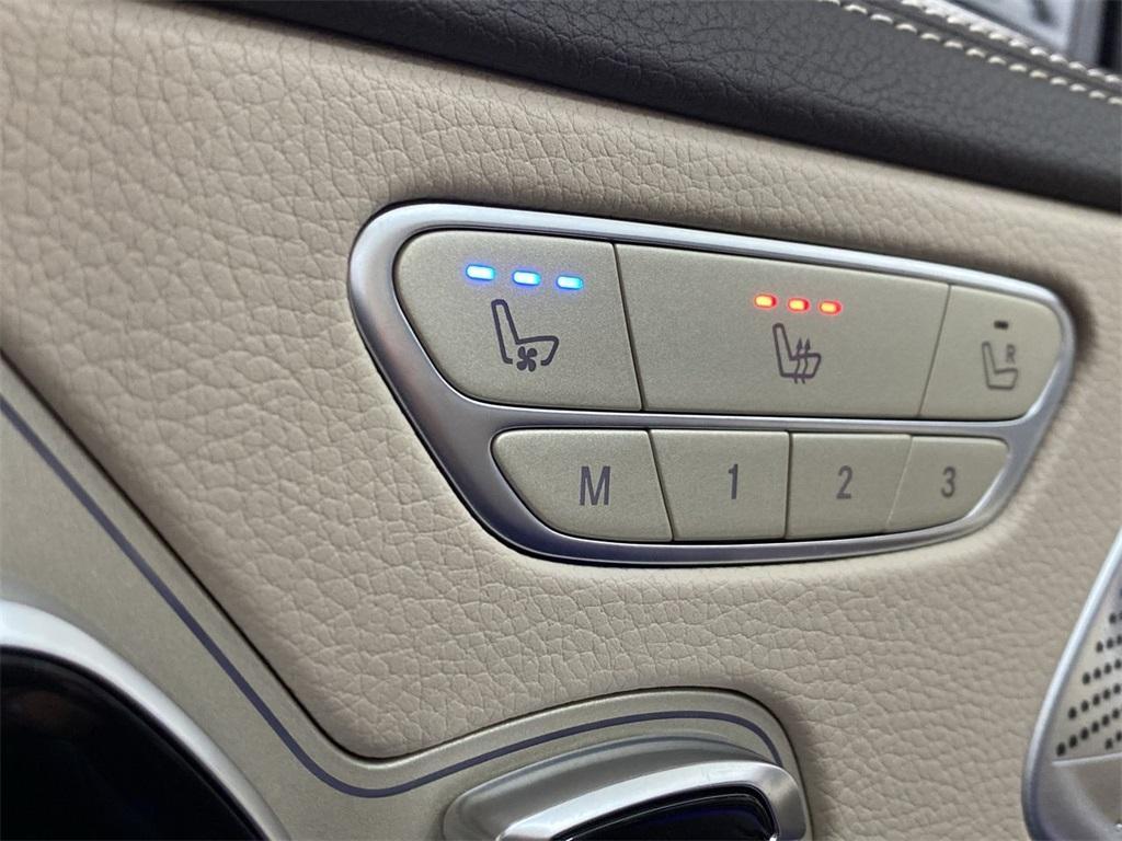 Used 2015 Mercedes-Benz S-Class S 550 for sale $45,888 at Gravity Autos Marietta in Marietta GA 30060 36