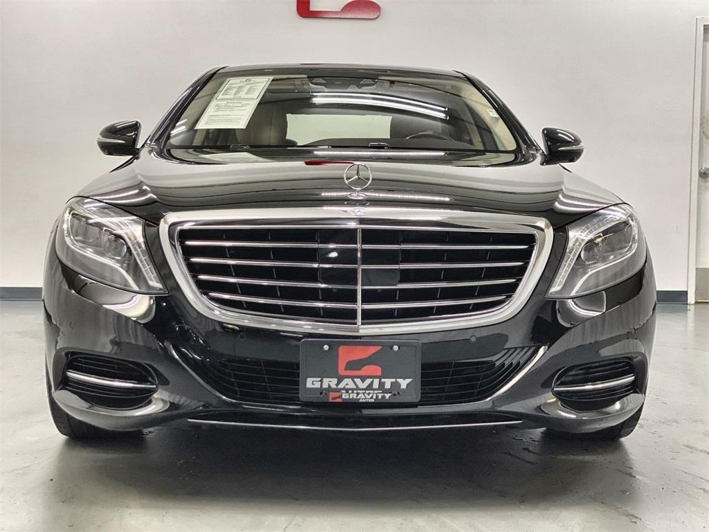 Used 2015 Mercedes-Benz S-Class S 550 for sale $45,888 at Gravity Autos Marietta in Marietta GA 30060 4