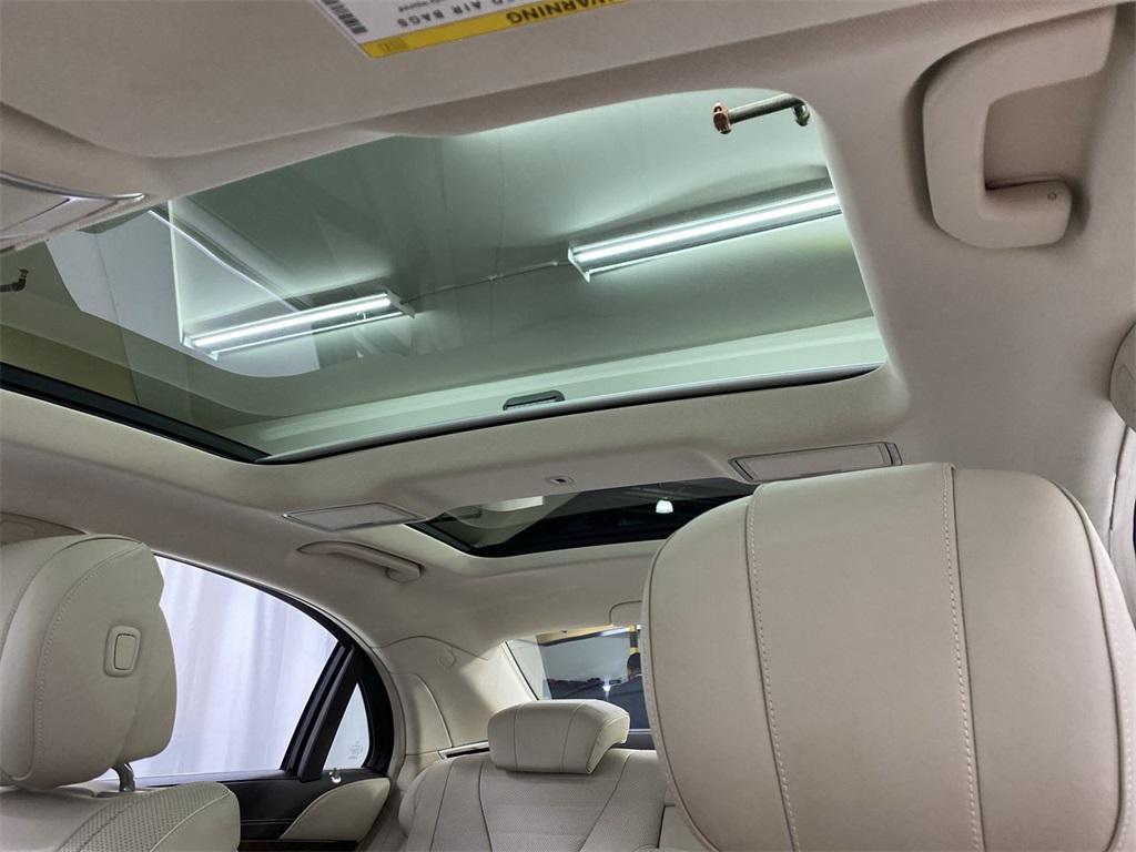 Used 2015 Mercedes-Benz S-Class S 550 for sale $45,888 at Gravity Autos Marietta in Marietta GA 30060 40