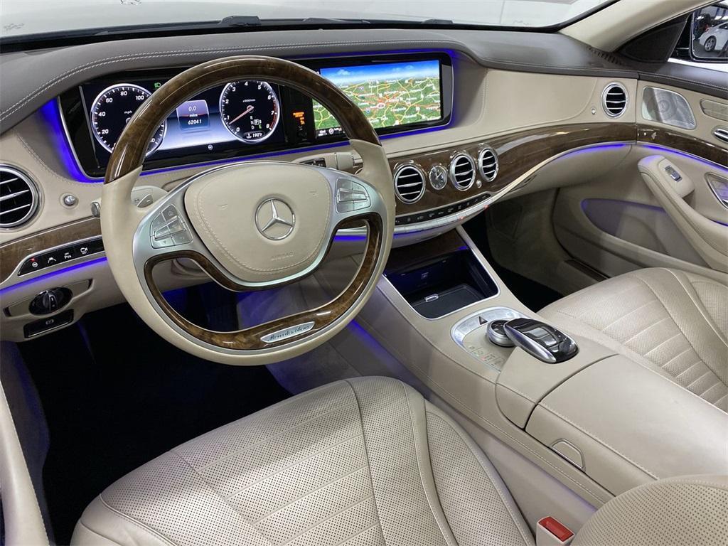 Used 2015 Mercedes-Benz S-Class S 550 for sale $45,888 at Gravity Autos Marietta in Marietta GA 30060 41