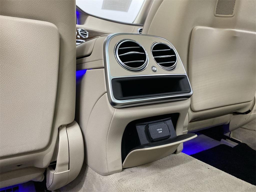 Used 2015 Mercedes-Benz S-Class S 550 for sale $45,888 at Gravity Autos Marietta in Marietta GA 30060 43