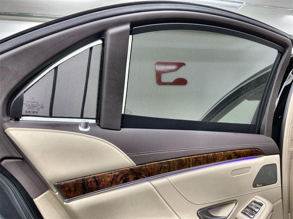Used 2015 Mercedes-Benz S-Class S 550 for sale $45,888 at Gravity Autos Marietta in Marietta GA 30060 44