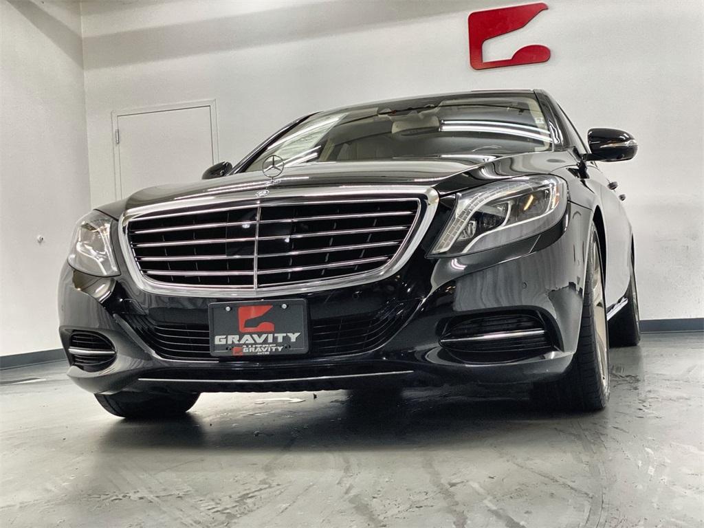 Used 2015 Mercedes-Benz S-Class S 550 for sale $45,888 at Gravity Autos Marietta in Marietta GA 30060 5